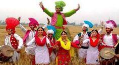 Happy Vaisakhi Status in Punjabi-Baisakhi Profile Pic