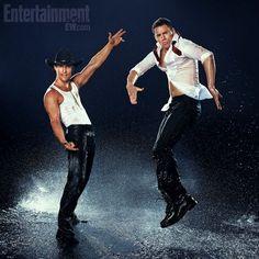 Channing Tatum, Matthew McConaughey....HOT