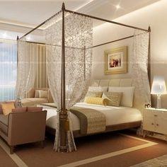 cibinlikli yatak odası