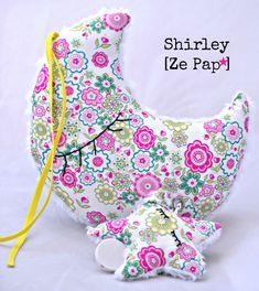 boite à musique lune et etoile Liberty of London la Bohème original fleurs rose vert jaune vif shirley ze pap