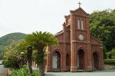 Old catholic church dedicated to 26 Japanese saints   Flickr - Photo Sharing!