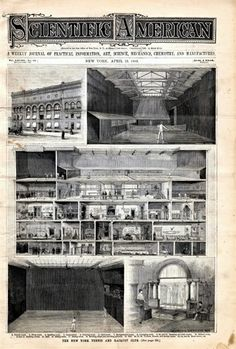 Apr 15, 1893 Scientific American The New York Tennis and Racquet Club