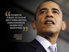 20 câu nói truyền cảm hứng của Tổng thống Obama - Vnwriter.net