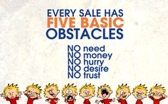 #obstacles #sales #motivation