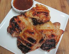 Thai-Chili Chicken ... try with fish!