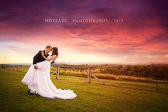 Sarah + Ryan's Woodlands of Marburg wedding