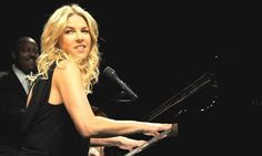 """Diana Krall: magnificent voice (""""honey, with a bit of scotch"""") and minimalist piano. Great songs!"""