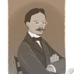 Today's Black History Month illustration is of Henry Ossawa Tanner (1859-1937) the first Black painter to gain international acclaim. After self-study he enrolled in 1878 at Pennsylvania Academy of the Fine Arts (PAFA) in Philadelphia and was the only black student. Tanner made many connections among artists and became a favorite of his teacher Thomas Eakins one of the most important artists in American art history. Tanner later moved to Paris in 1891. Side note: My mom and I went to PAFA to…