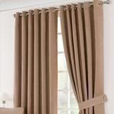 blackout curtains 50 small 55 long ALSO IN BROWN