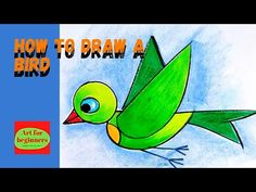 Drawing Images For Kids, Basic Drawing For Kids, Oil Pastel Drawings, Bird Drawings, Easy Drawings, Space Crafts For Kids, Projects For Kids, Art Projects, Diwali Painting