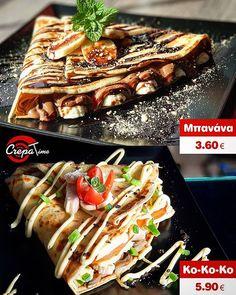 Untitled Crepes, Cheesesteak, Ethnic Recipes, Instagram Posts, Food, Pancakes, Essen, Meals, Pancake