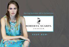 #homepage #robertascarpa #SS14 #corner #shoponline #fashion #madeinitaly