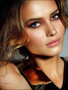 Model:? Makeup by Charlotte Tilbury