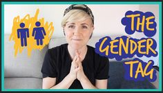THE GENDER TAG  ft. Hannah Hart!