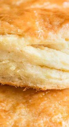 Honey Cream Cheese Biscuits
