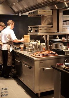 Good use of limited space! Love the way we think? Then you will love working with us! Lamond Commercial Kitchens & Bars www.lamondcatering.com #lamondcatering