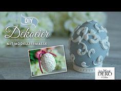 DIY: hübsche Osterdeko mit Fimo Liquid basteln [How to] Deko Kitchen - YouTube