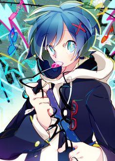 - Kaito Shion, Vocaloid Kaito, Some Image, Art Tutorials, Anime Guys, Art Drawings, Fandom, Lovers, Manga