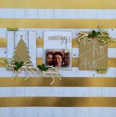 23/12/2014 Scrapbooking, Wreaths, Christmas, Home Decor, Homemade Home Decor, Navidad, Door Wreaths, Weihnachten, Scrapbook