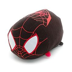 Disney Spider-Man Miles Morales Medium Tsum Tsum Soft Toy | Disney StoreSpider-Man Miles Morales Medium Tsum Tsum Soft Toy - Our Spider-Man Miles soft toy is huggable and stackable. This cute concept from Japan offers its quirky version of the web-slinger, with embroidered details and a squeezy bean bag tummy.