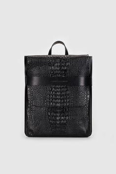 Asya Malbershtein   Backpack-bag
