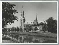 St. Jozefkerk, Breda - de kerk waar ik ben gedoopt.