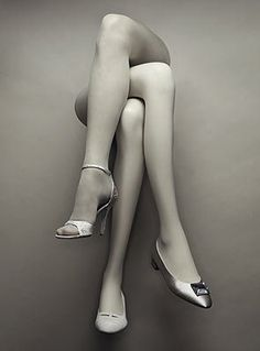 Beutiful Legs for narrow calf boots and boots with standard calf width