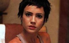 Short Hair. Celeste Cid.