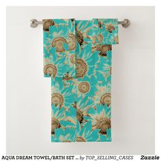 Make bath time more pleasurable by stocking up on bath towels, hand towels, and washcloths from Zazzle today! Spa Towels, Bathroom Towels, Bath Towel Sets, Luxury Bath, Washing Clothes, Aqua, Europe, Textiles, France