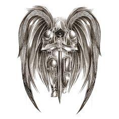 """Képtalálat a következőre: """"warrior archangel michael tattoo"""" Angel Warrior Tattoo, Guardian Angel Tattoo, Warrior Tattoos, Badass Tattoos, Angel Tattoo Men, Body Art Tattoos, Sleeve Tattoos, Cool Tattoos, Wing Tattoo Men"""