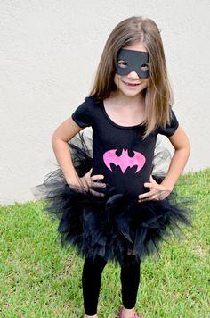 Bat Girl Tutu Leotard Or Baby Bodysuit And Leg by Peaceloveandkids, $45.00