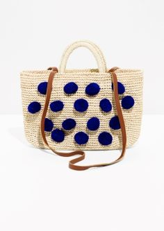 & Other Stories | Straw Bag