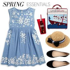 """""""Spring Style Essentials"""" by beautifulnoice on Polyvore"""