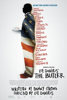 2 new posters for Lee Daniels' The Butler starring Forest Whitaker
