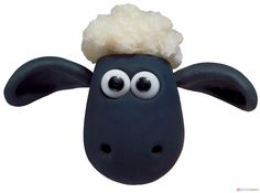 shaun the sheep printables Farm Animal Party, Barnyard Party, Eid Crafts, Handmade Crafts, Diy Eid Gifts, Eid Cake, Sheep Face, Cumple Toy Story, Paper Christmas Decorations