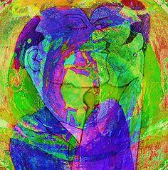 Kiss me- copyright Thea te Walvaart