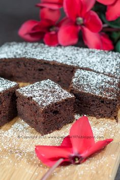 Expresowe ciasto - Każdy ma jakiegoś bzika - Pieguskowa kuchnia Homemade Cakes, Cake Cookies, Ale, Cake Recipes, Food And Drink, Tasty, Sweets, Biscuits, Bakken