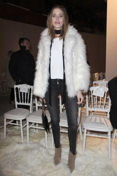 Giambattista Valli Spring 2016 Couture Fashion Show Front Row