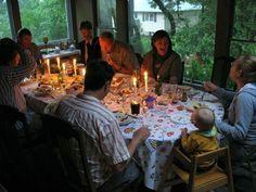 Cenar en familia es bueno para la salud mental del adolescente. http://www.farmaciafrancesa.com