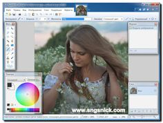 Интернет, программы, полезные советы: Paint.NET 4.0.12 Final - простой, мощный и…