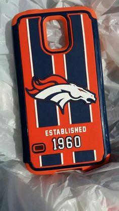 New Bronco's phone case ♡