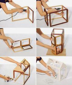 Mini-invernadero: Copiando a IKEA | CaprichosDIY by MrCiervo