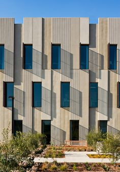 Gensler, Tilt-Up Office Building at UCSD, San Diego, CA, 2012