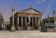 As sete maravilhas do mundo antigo - O GRANDE TEMPLO DE ÁRTEMIS EM ÉFESO