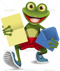 Frog with a letter  #GraphicRiver         illustration of a green frog with a letter   vector EPS 10 and AI 10 file   PNG 1024×1024   six layers   fully editable     Created: 2August12 GraphicsFilesIncluded: TransparentPNG #VectorEPS #AIIllustrator Layered: Yes MinimumAdobeCSVersion: CS Tags: address #amphibious #animal #blue #box #container #data #email #empty #envelope #express #eye #fauna #frog #gecko #green #illustration #interest #joy #letter #mail #message #open #package #paper…