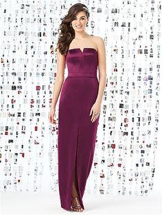 Social Bridesmaids Style 8142 http://www.dessy.com/dresses/bridesmaid/8142/