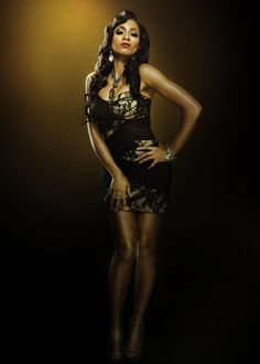 Meet The Cast Of Love And Hip Hop Atlanta: Karlie Redd a Trinidadian R and B singer.