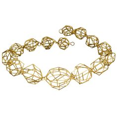1STDIBS.COM Jewelry & Watches - Liaung-Chung Yen - Chain of Stones, designed by Liaung-Chung Yen - TEW Galleries