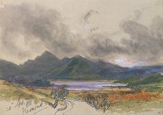 Edward Lear-Keswick (1836)