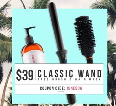 NUME $39 Off Classic Wand